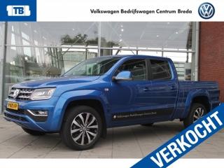 Volkswagen Amarok V6 4-Motion 3.0 TDI 225PK EU6 automaat Highline (Coming Soon)