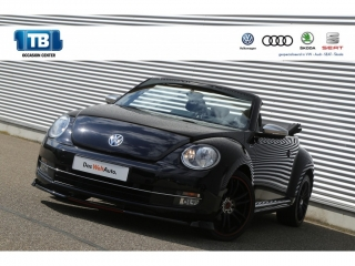 Volkswagen Beetle Cabriolet 1.2 TSI 105pk Design BlueM Climate Stoelverwarming PDC