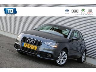 Audi A1 1.4 TFSI 122pk leer navigatie pdc